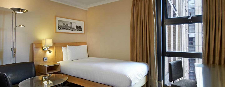 Hilton London Kensington, Regno Unito - Camera singola