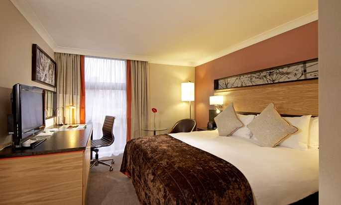 Hilton London Kensington, Regno Unito - Camera Deluxe doppia
