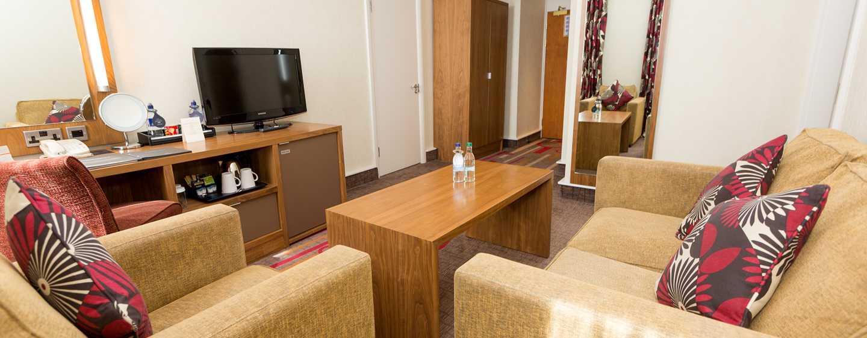 Hotel Hilton London Olympia, Regno Unito - Suite Hilton Junior doppia