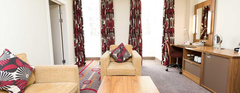 Hotel Hilton London Olympia, Regno Unito - Suite Hilton doppia
