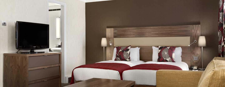 Hotel Hilton London Olympia, Regno Unito - Camera Hilton Executive con letti separati