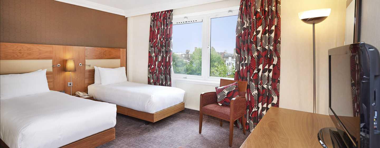Hotel Hilton London Olympia, Regno Unito - Camera con letti separati