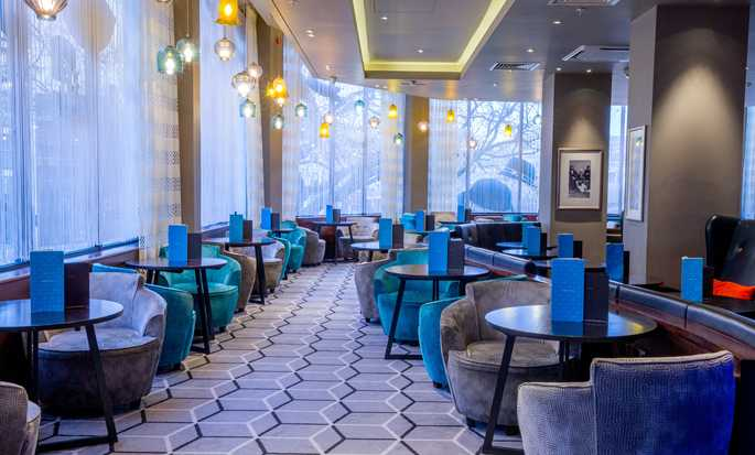 Hotel Hilton London Olympia, Regno Unito - Bar Society