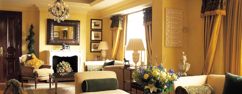 Hotel London Hilton on Park Lane, Regno Unito - Suite Clarence