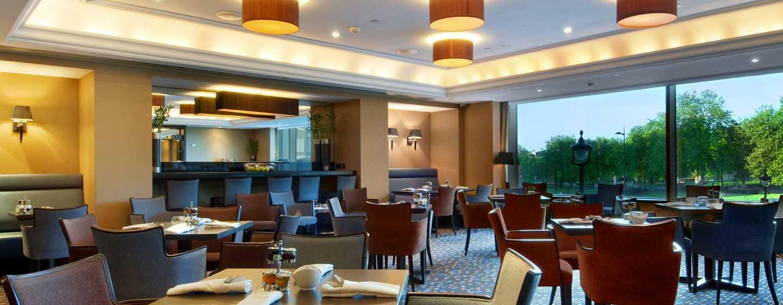 Hotel London Hilton on Park Lane, Regno Unito - Executive Lounge