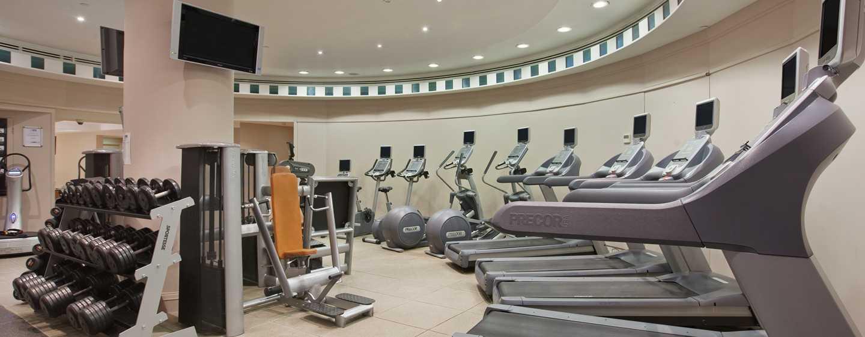 Hotel Hilton London on Park Lane, Regno Unito - Fitness center