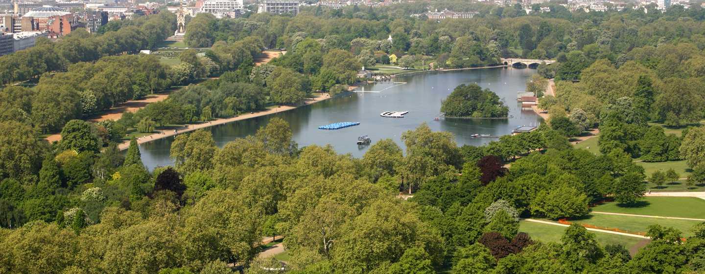Hotel London Hilton on Park Lane, Regno Unito - Hyde Park