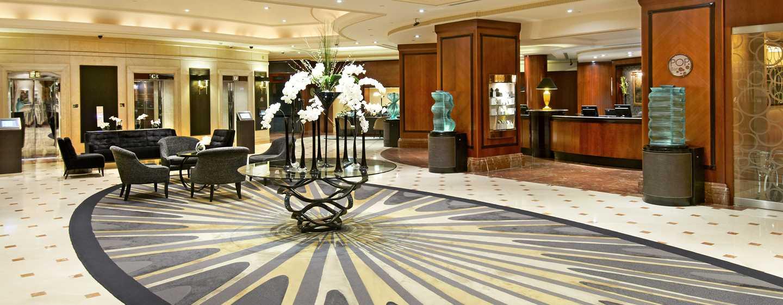 Hotel London Hilton on Park Lane, Regno Unito - Lobby