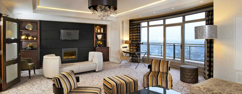 Hotel London Hilton on Park Lane, Regno Unito - Penthouse