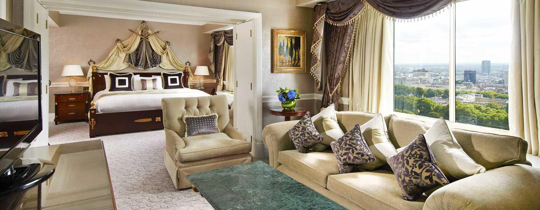 Hotel London Hilton on Park Lane, Regno Unito - Suite Presidential