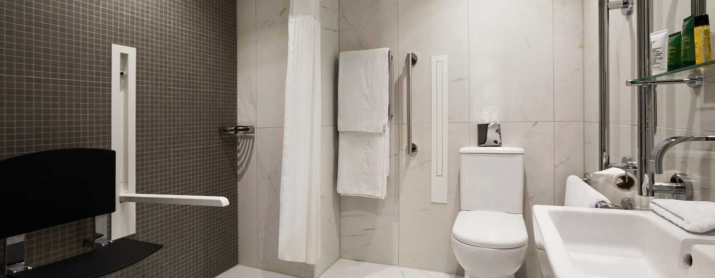 Hotel Hilton London Angel Islington, Regno Unito - Bagno