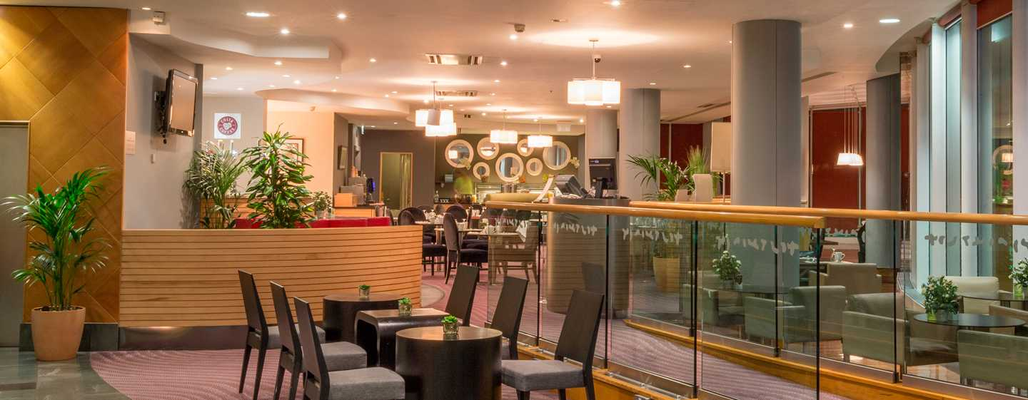 Hotel Hilton London Angel Islington, Regno Unito - Axis Bar and Restaurant