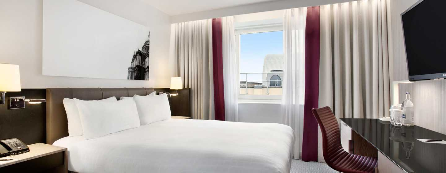 Hotel Hilton London Angel Islington, Regno Unito - Camera doppia