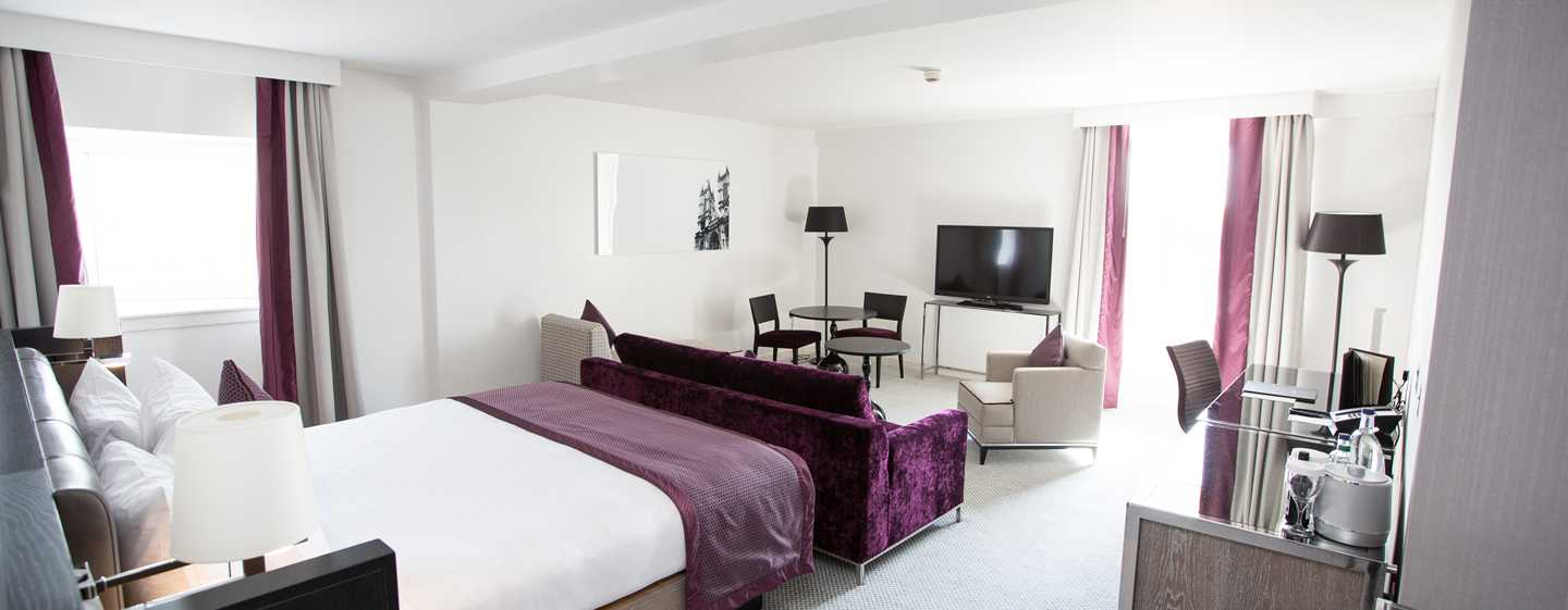 Hotel Hilton London Angel Islington, Regno Unito - Suite Junior