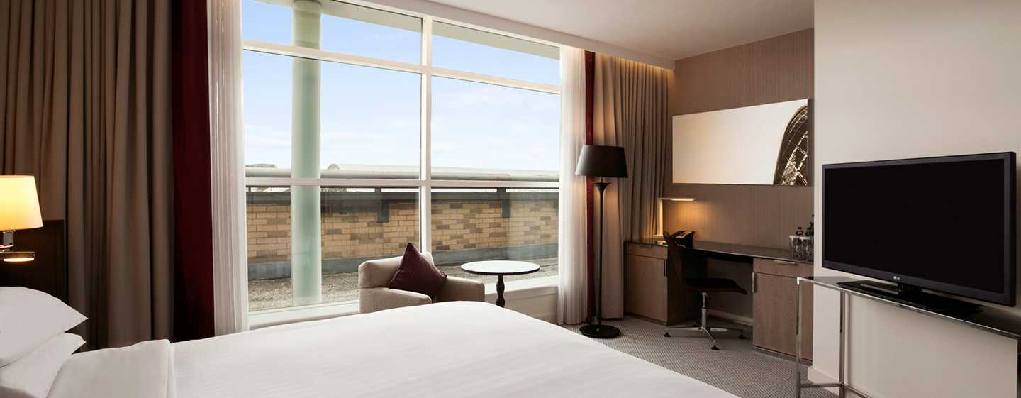 Hotel Hilton London Angel Islington, Regno Unito - Camera Executive con letto king size