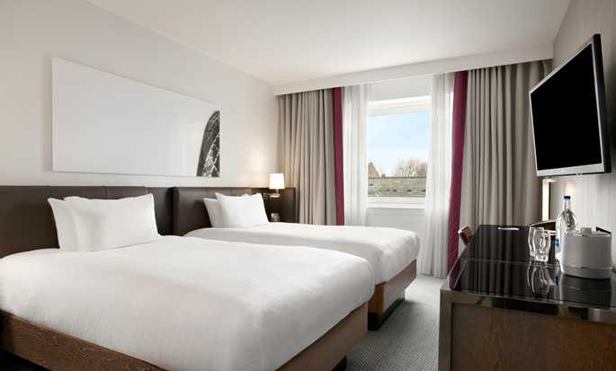 Hotel Hilton London Angel Islington, Regno Unito - Camera Superior con letti separati