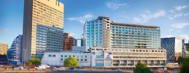 Hotel Hilton London Metropole, Regno Unito - Esterno