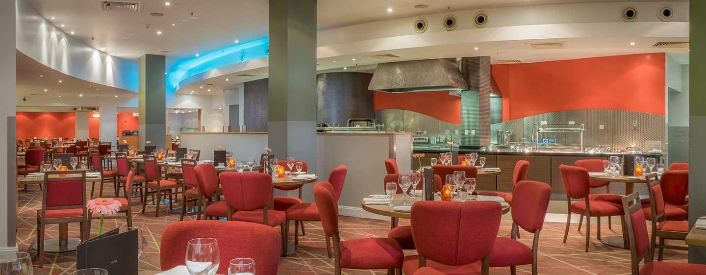 Hotel Hilton London Metropole, Regno Unito - Ristorante Fiamma