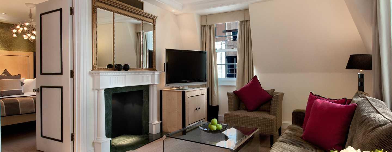 Hotel Hilton London Metropole, Regno Unito - Suite con letto king size