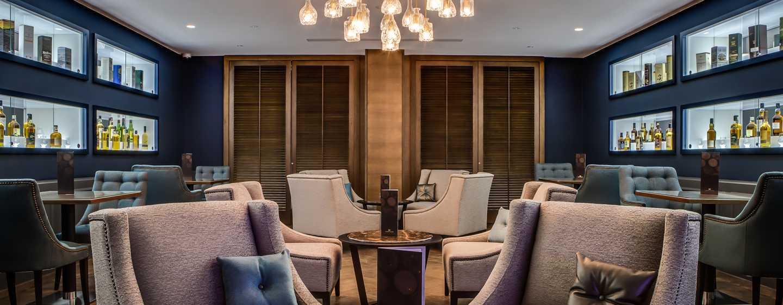 Hotel Hilton London Metropole, Regno Unito - Whisky Lounge