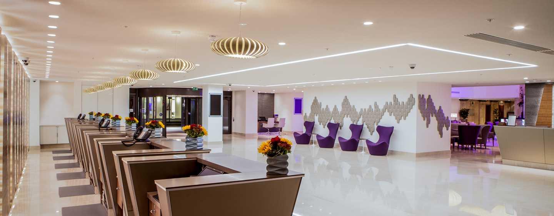 Hotel Hilton London Metropole, Regno Unito - Reception dell'hotel