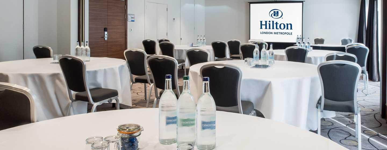 Hotel Hilton London Metropole, Regno Unito - Sale meeting del mezzanino
