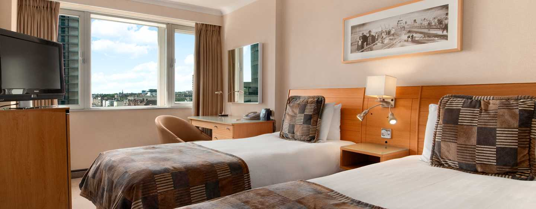 Hotel Hilton London Metropole, Regno Unito - Camera Hilton con letti separati