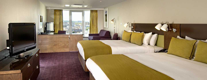Hotel Hilton London Metropole, Regno Unito - Camera Superior per famiglie