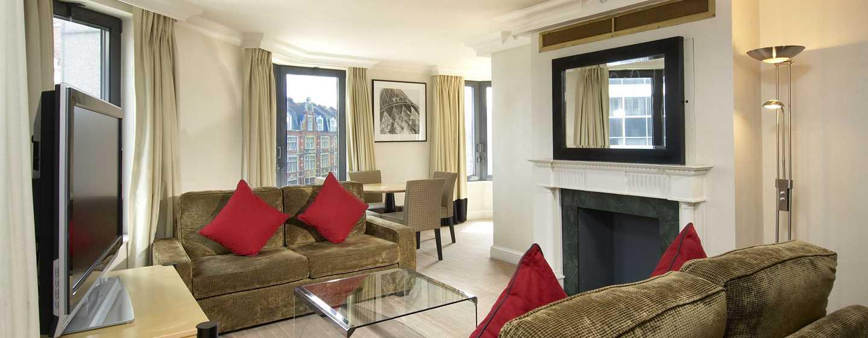 Hotel Hilton London Metropole, Regno Unito - Suite Octagon