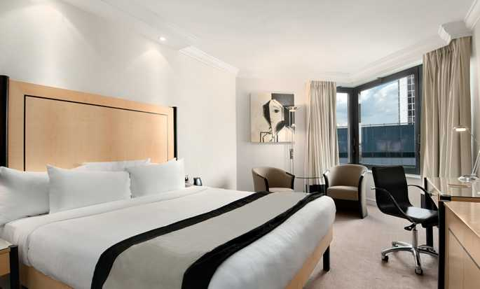 Hotel Hilton London Metropole, Regno Unito - Camera Executive con letto king size