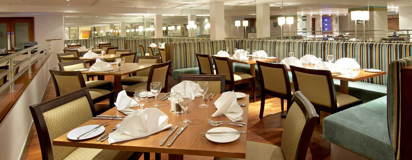 Hilton London Paddington, Regno Unito - The Brasserie