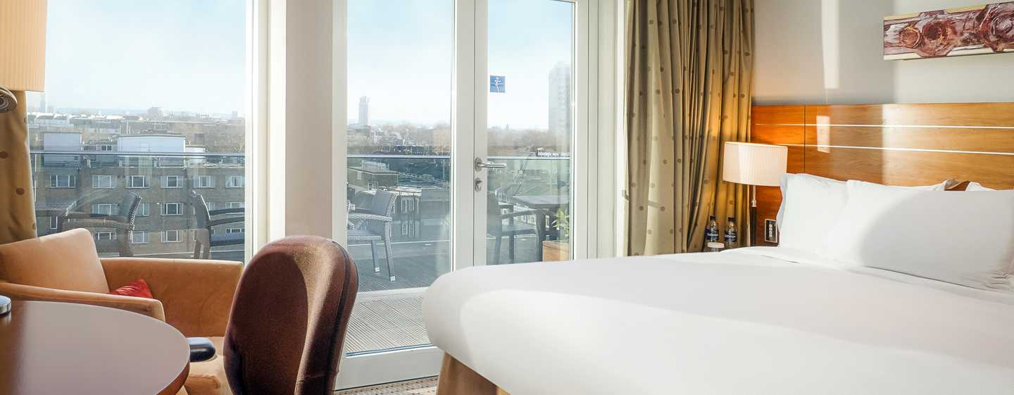 Hilton London Paddington, Regno Unito - Suite Executive con terrazza