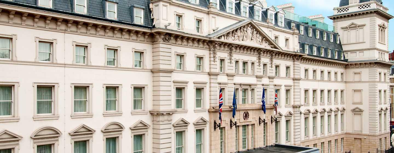 Hotel a paddington hilton london paddington londra for Hotel per londra