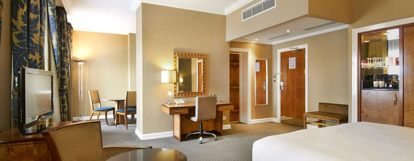 Hilton London Paddington, Regno Unito - Suite Junior con letto king size