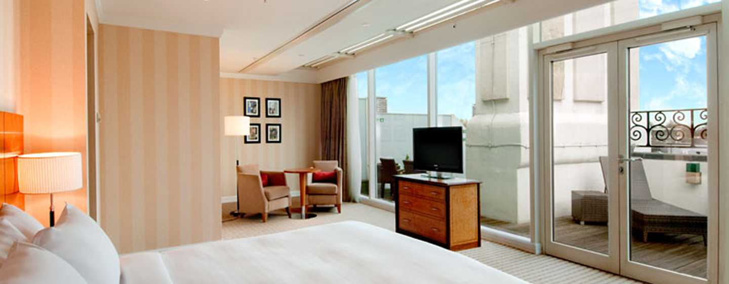 Hilton London Paddington, Regno Unito - Suite con terrazza