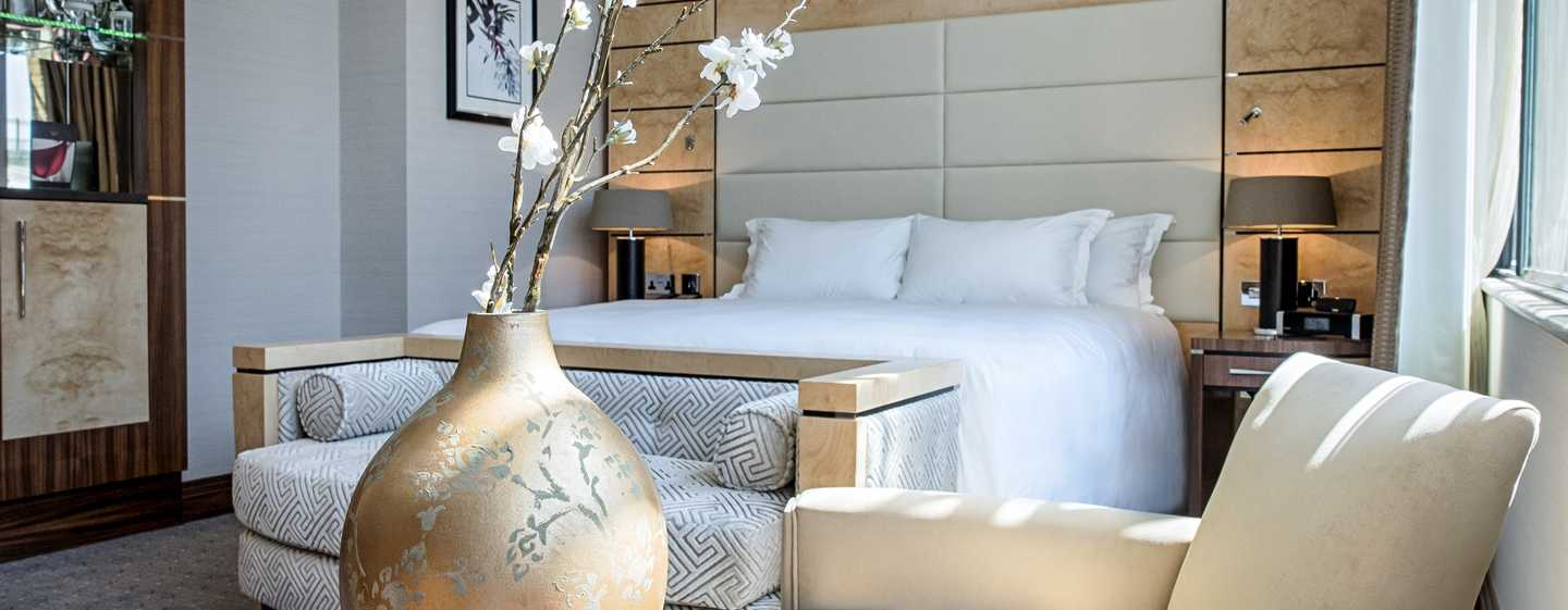 Hilton London Paddington, Regno Unito - Camere nella GWR Tower