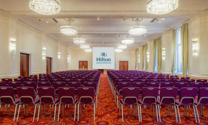 Hotel Hilton London Paddington, Regno Unito - Great Western