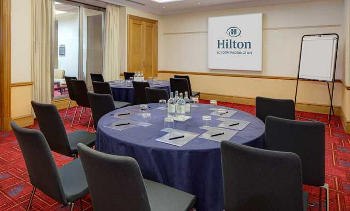 Hotel Hilton London Paddington, Regno Unito - Sala meeting Redstar