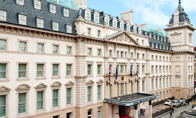 Hotel Hilton London Paddington, Regno Unito - Esterno hotel