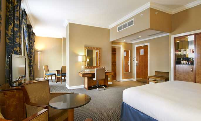 Hotel Hilton London Paddington, Regno Unito - Suite Junior con letto king size