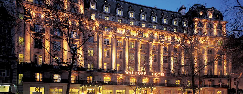 The Waldorf Hilton, Londra - Eleganza edoardiana