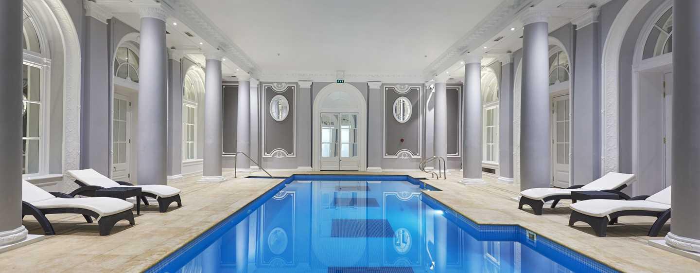 The Waldorf Hilton, Londra - Piscina interna riscaldata