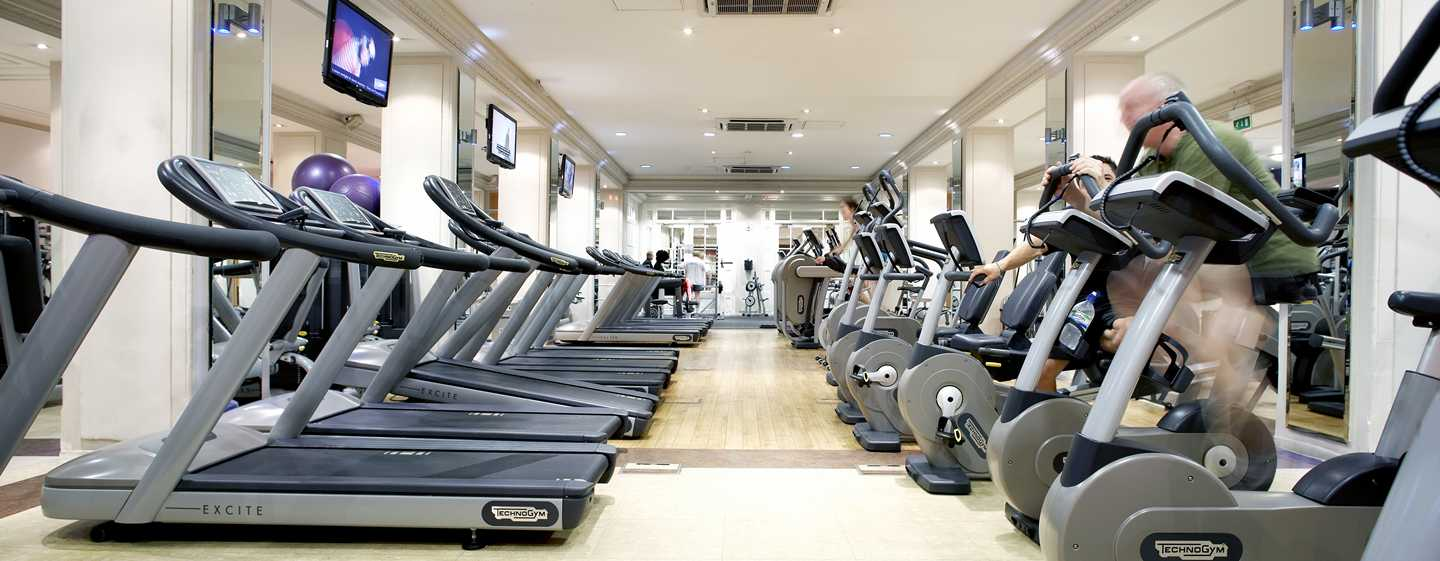 The Waldorf Hilton, Londra - Fitness center