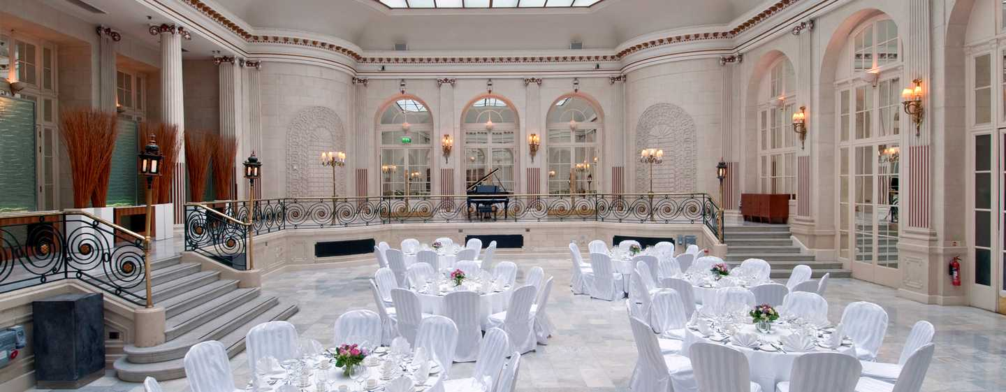The Waldorf Hilton, Londra - Palm Court