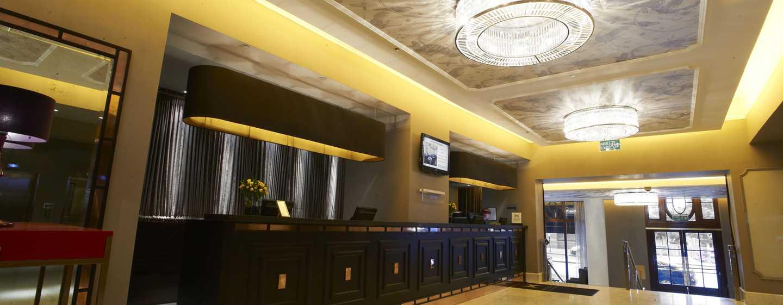 The Waldorf Hilton, Londra - Reception dell'hotel