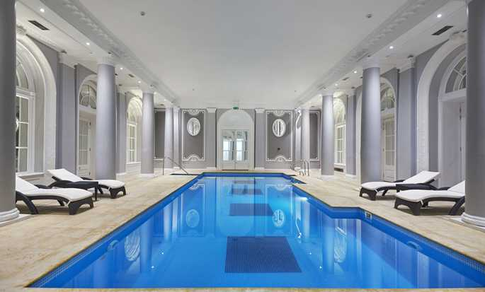 The Waldorf Hilton, Londra - Piscina interna