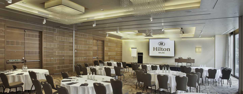 Hotel Hilton Milan, Italia - SALA MEETING: SALONE
