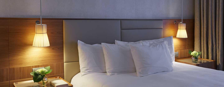 Hotel Hilton Milan, Italia - CAMERA CON LETTO KING SIZE