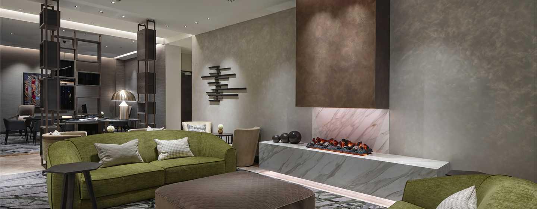 Hotel Hilton Milan, Italia - LOBBY