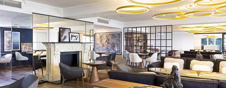 Hotel Hilton Malta, St. Julian's, Malta - Executive Lounge